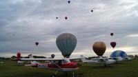 Hőlégballonok és repülőgépek